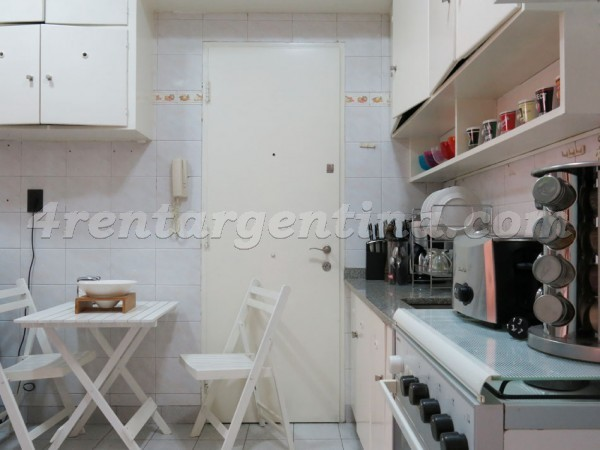 Salguero and Arenales: Furnished apartment in Palermo