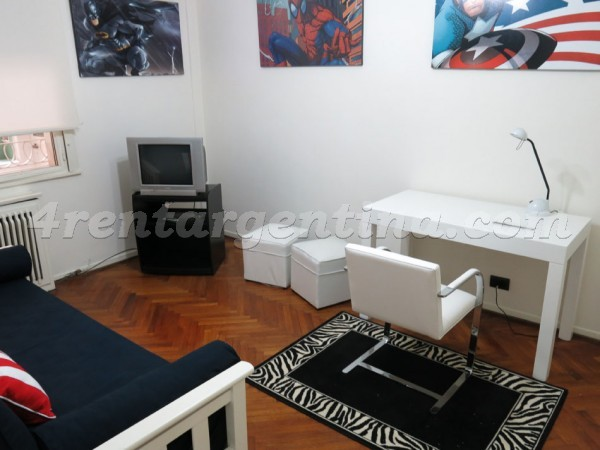 Salguero and Arenales: Apartment for rent in Buenos Aires
