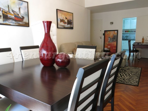 Salguero and Arenales: Apartment for rent in Palermo