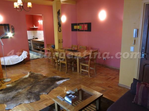 Apartment El Salvador and Humboldt - 4rentargentina