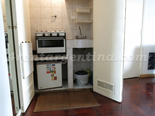 Apartamento Ayacucho e Melo IV - 4rentargentina