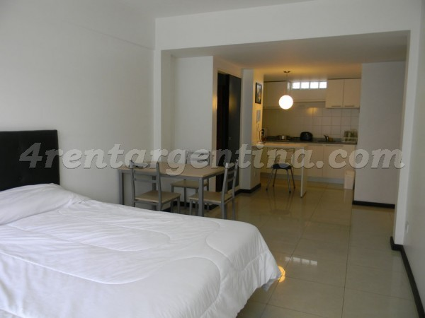 Bustamante and Guardia Vieja IX: Apartment for rent in Abasto