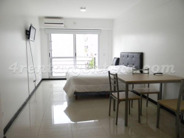 Apartment Bustamante and Guardia Vieja IX - 4rentargentina