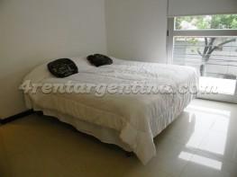 Apartment Bustamante and Guardia Vieja X - 4rentargentina