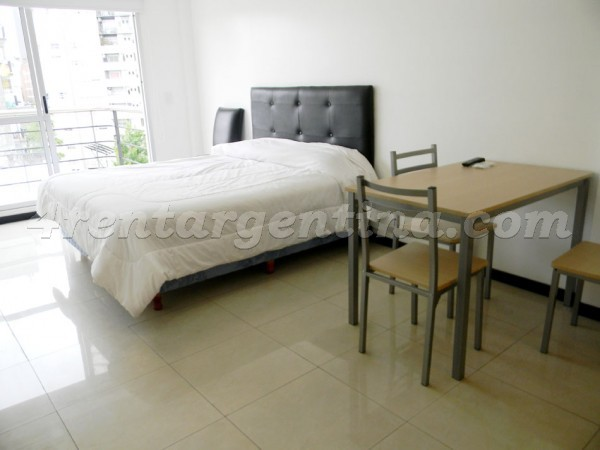 Bustamante et Guardia Vieja XI, apartment fully equipped