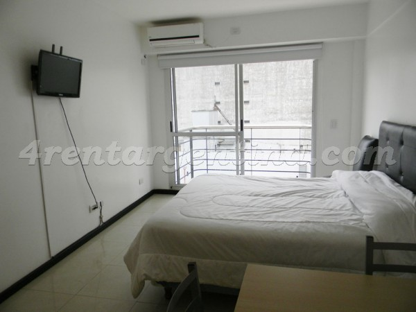 Bustamante and Guardia Vieja XI, apartment fully equipped