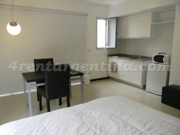Bustamante and Guardia Vieja XIV, apartment fully equipped