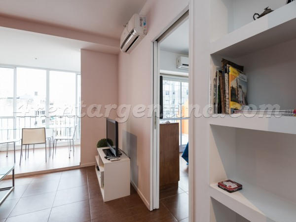 Maipu et Corrientes IV, apartment fully equipped
