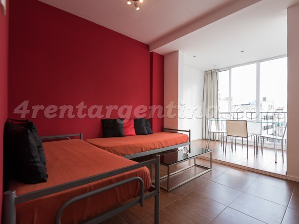 Maipu and Corrientes IV: Apartment for rent in Downtown