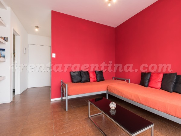 Maipu et Corrientes IV: Apartment for rent in Downtown