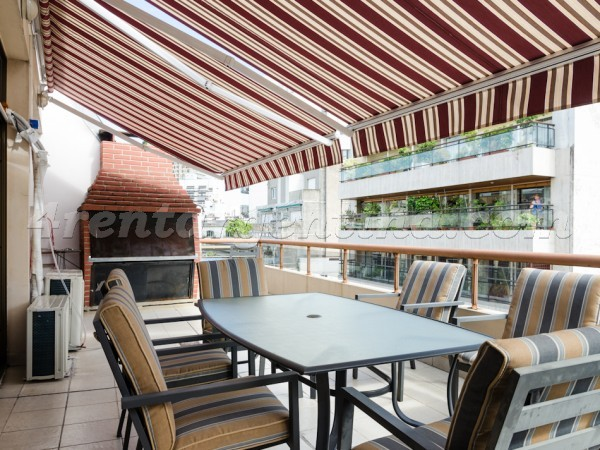 Juncal and Parana, apartment fully equipped