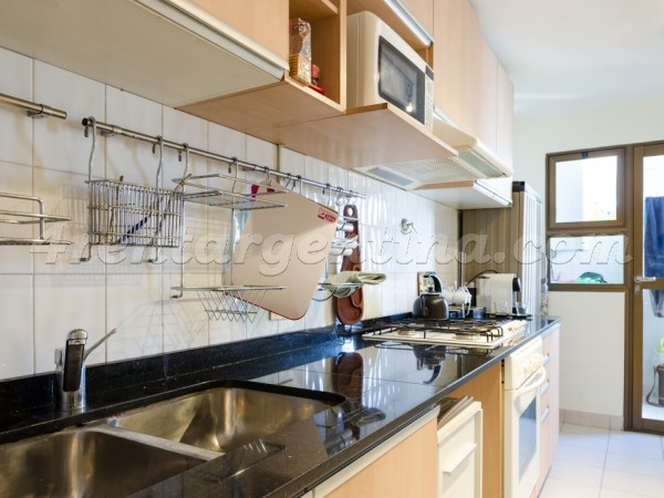 Juncal and Parana: Apartment for rent in Buenos Aires