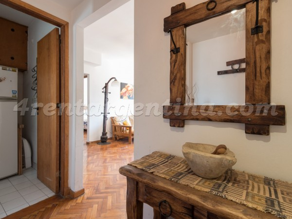 Luis Saenz Pe�a and Alsina I: Apartment for rent in Buenos Aires