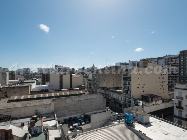 Luis Saenz Pe�a et Alsina I, apartment fully equipped