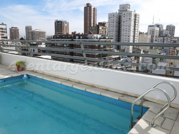 Apartment Olleros and L. M. Campos I - 4rentargentina