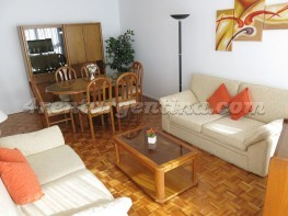 Apartamento Arenales e Cerrito - 4rentargentina