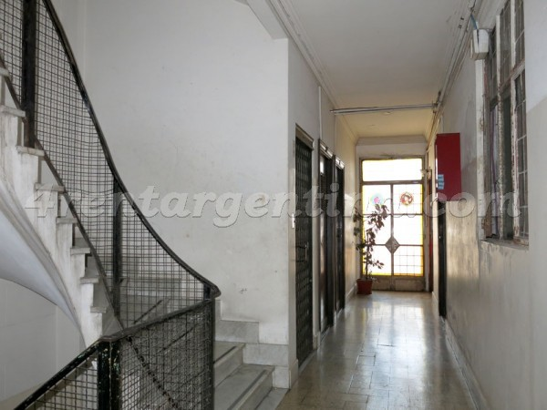Piedras and Chile I: Apartment for rent in San Telmo