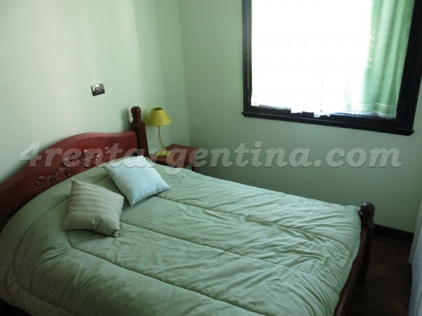 Apartment Piedras and Chile I - 4rentargentina