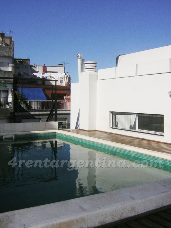 Charcas and Gallo I: Apartment for rent in Buenos Aires