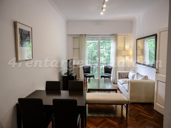 Apartment Bulnes and Libertador - 4rentargentina