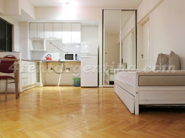 Migueletes and Federico Lacroze I: Apartment for rent in Buenos Aires
