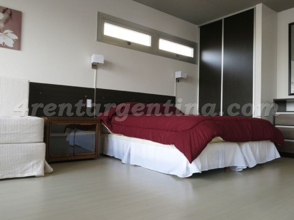 Arevalo and Honduras I: Furnished apartment in Palermo
