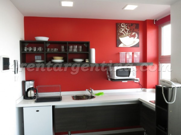 Arevalo and Honduras I, apartment fully equipped