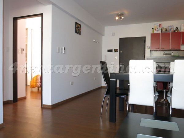 Zelaya and Aguero: Apartment for rent in Buenos Aires