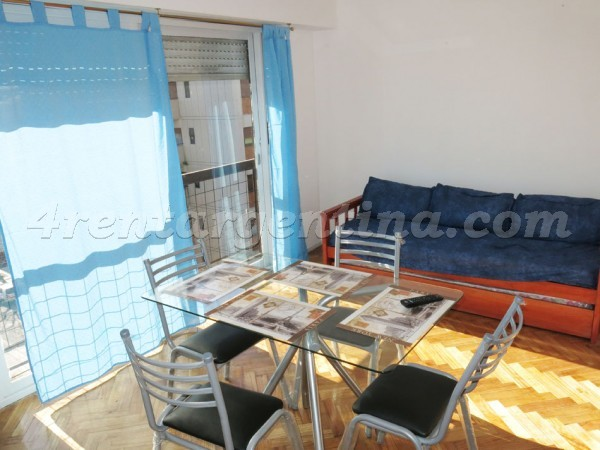 Gurruchaga et Velazco, apartment fully equipped