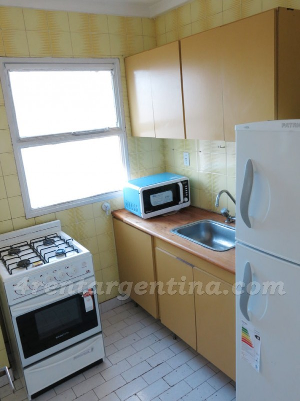 Gurruchaga et Velazco: Furnished apartment in Palermo