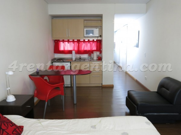 Sinclair and Cervi�o III: Furnished apartment in Palermo