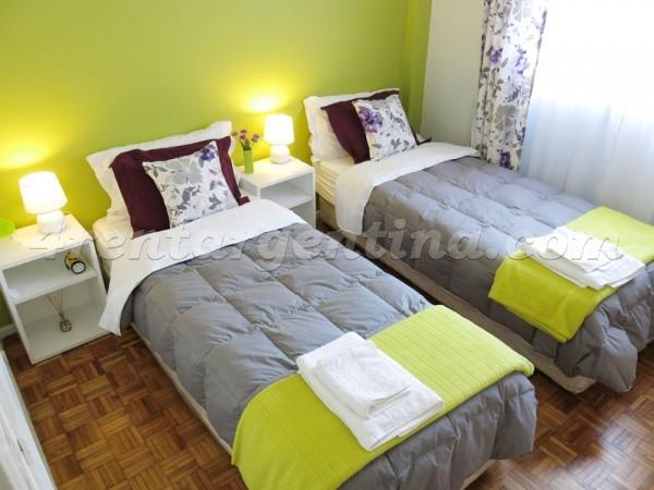 Apartment Luis Saenz Peña and Hipolito Yrigoyen - 4rentargentina