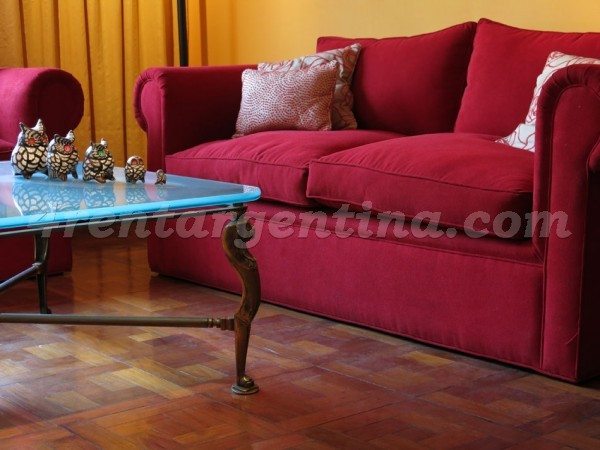 Apartment Las Heras and Scalabrini Ortiz - 4rentargentina
