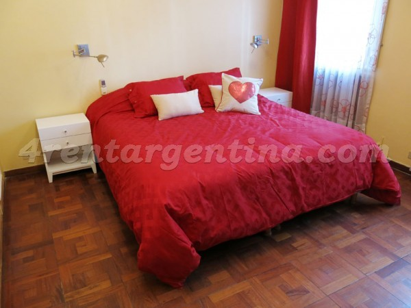 Las Heras and Scalabrini Ortiz: Apartment for rent in Buenos Aires