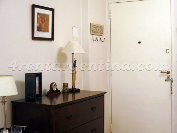Apartment Arenales and Callao VII - 4rentargentina