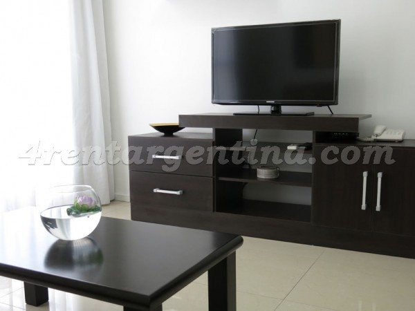 Scalabrini Ortiz and Costa Rica: Apartment for rent in Palermo