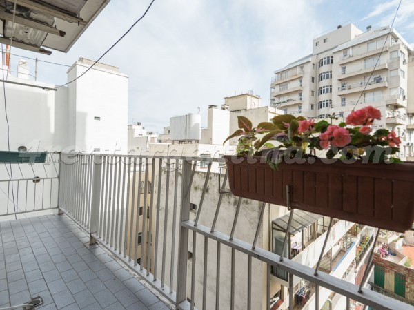 Rivadavia et Federico Garcia Lorca, apartment fully equipped