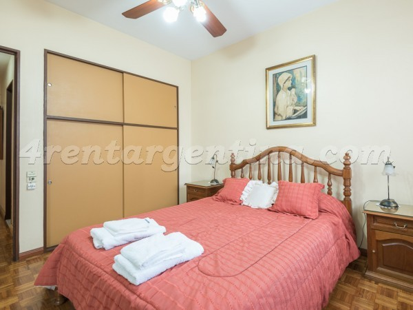 Rivadavia and Federico Garcia Lorca, apartment fully equipped