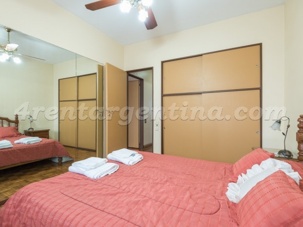 Rivadavia and Federico Garcia Lorca: Furnished apartment in Caballito