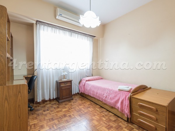Rivadavia and Federico Garcia Lorca: Apartment for rent in Caballito