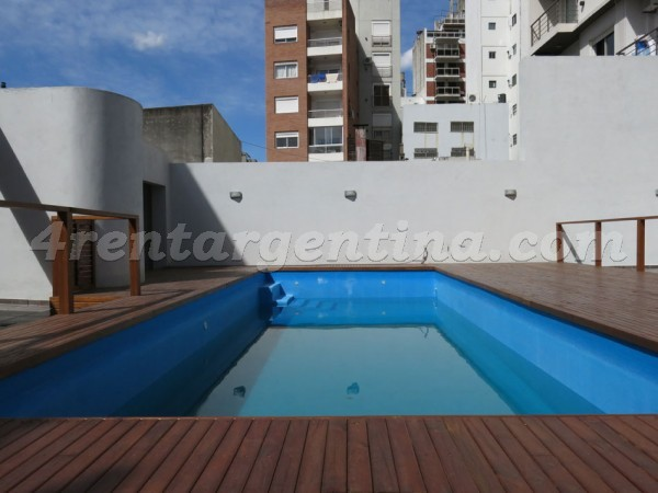Apartment Corrientes and Billinghurst - 4rentargentina