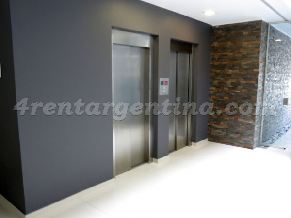 Apartment Corrientes and Billinghurst I - 4rentargentina