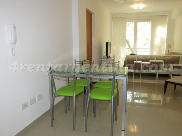 Lavalleja et Castillo I: Apartment for rent in Almagro