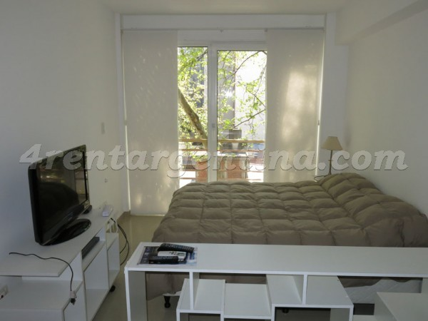 Lavalleja et Castillo I: Furnished apartment in Almagro