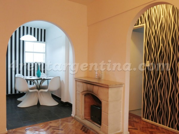 Apartment Yatay and Diaz Velez - 4rentargentina