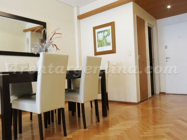 Larrea and Santa Fe: Apartment for rent in Recoleta