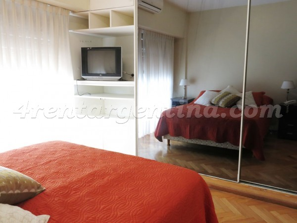 Larrea and Santa Fe: Apartment for rent in Buenos Aires