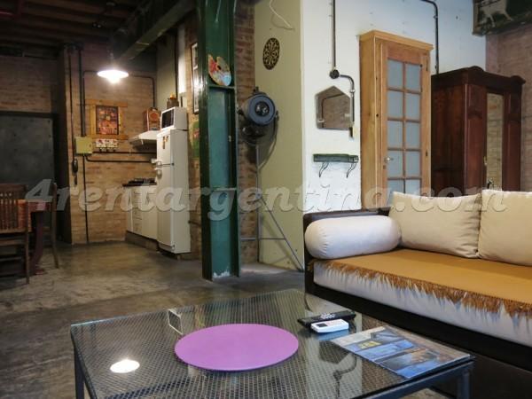 Apartment Alicia Moreau de Justo and Azucena Villaflor - 4rentargentina