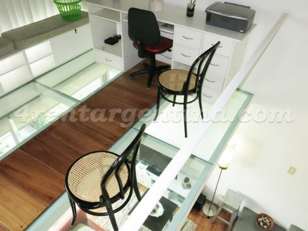 Paraguay and Arevalo III: Apartment for rent in Palermo