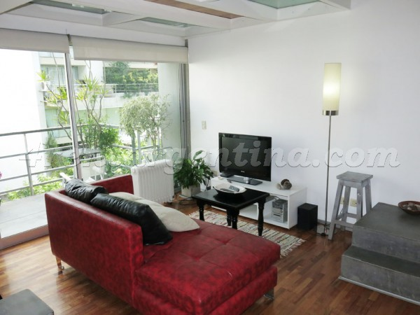 Paraguay and Arevalo III: Apartment for rent in Buenos Aires